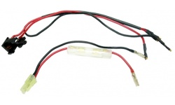 High Silicone Wire w/ Fuse (For M4 Gear Box)