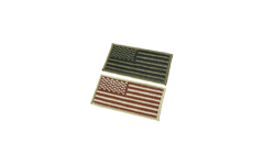 American Flag Patch E047-ALG/E047-ALK(Left)