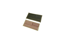 America Flag Patch -E047-ARG