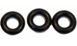 O-ring for airsoft gas magazine inlet valve