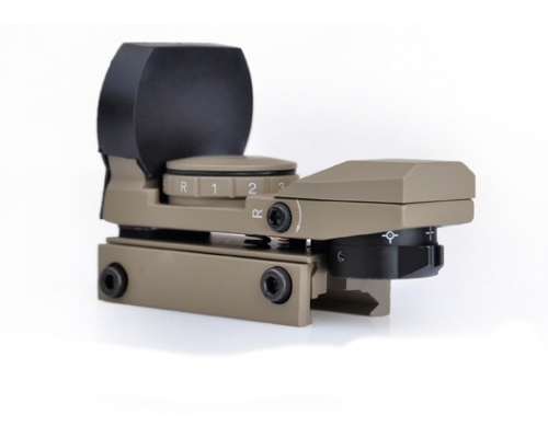 Multi Reticle Red/Green Dot -AO 3015