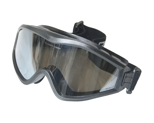 Advanced Combat Goggles - Black - A322